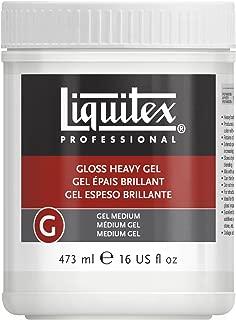 Liquitex Professional Gloss Heavy Gel Medium, 16-oz