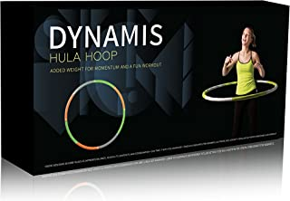 Dynamis Fat Burning Weighted Hula Hoop (Original Version)