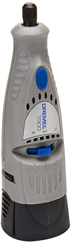 クラウド菊島ドレメル Dremel 7300-N/8 MiniMite 4.8-Volt Cordless Two-Speed Rotary Tool (並行輸入品)