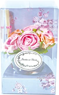 ノルコーポレーション ガーデンインブルーム ルームフレグランス ローズベルジュの香り 70ml OA-GIB-2-1