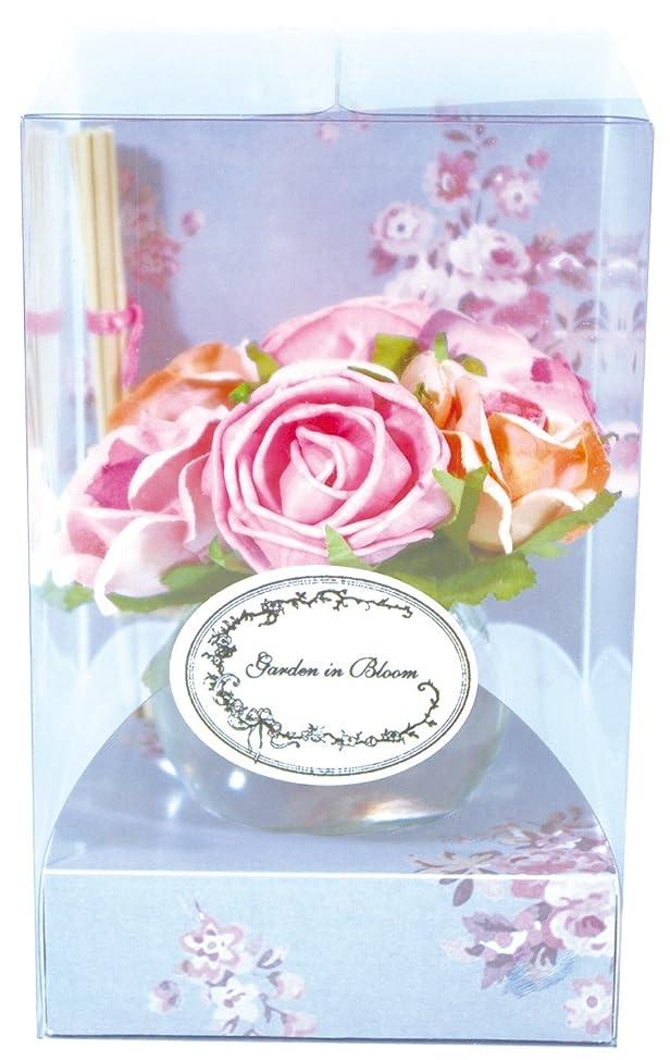 豚肉関税迷惑ノルコーポレーション ガーデンインブルーム ルームフレグランス ローズベルジュの香り 70ml OA-GIB-2-1