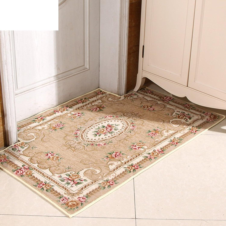 Doormats Anti-Skid Absorbent Suction pad Mat at The Door-K 90x90cm(35x35inch)