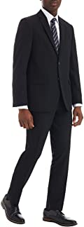 Modern Slim Fit Bi-Stretch Mens Suit Separate Blazer-...