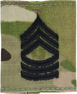 Army Scorpion OCP Enlisted Rank