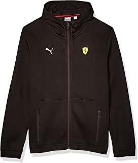 Men's Scuderia Ferrari Hooded Sweat Jacket