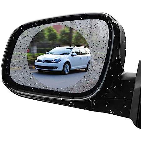 2 Car HDview Mirror Anti Water Mist Film Anti Fog Rainproof Protect Film Sticker