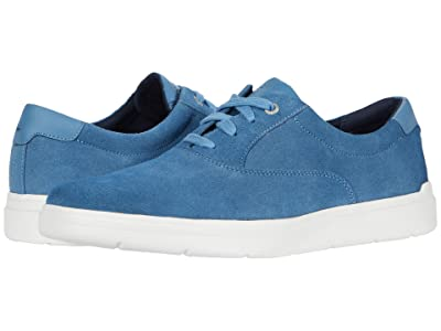 Rockport Total Motion Lite CVO (Blue Heaven Suede) Men
