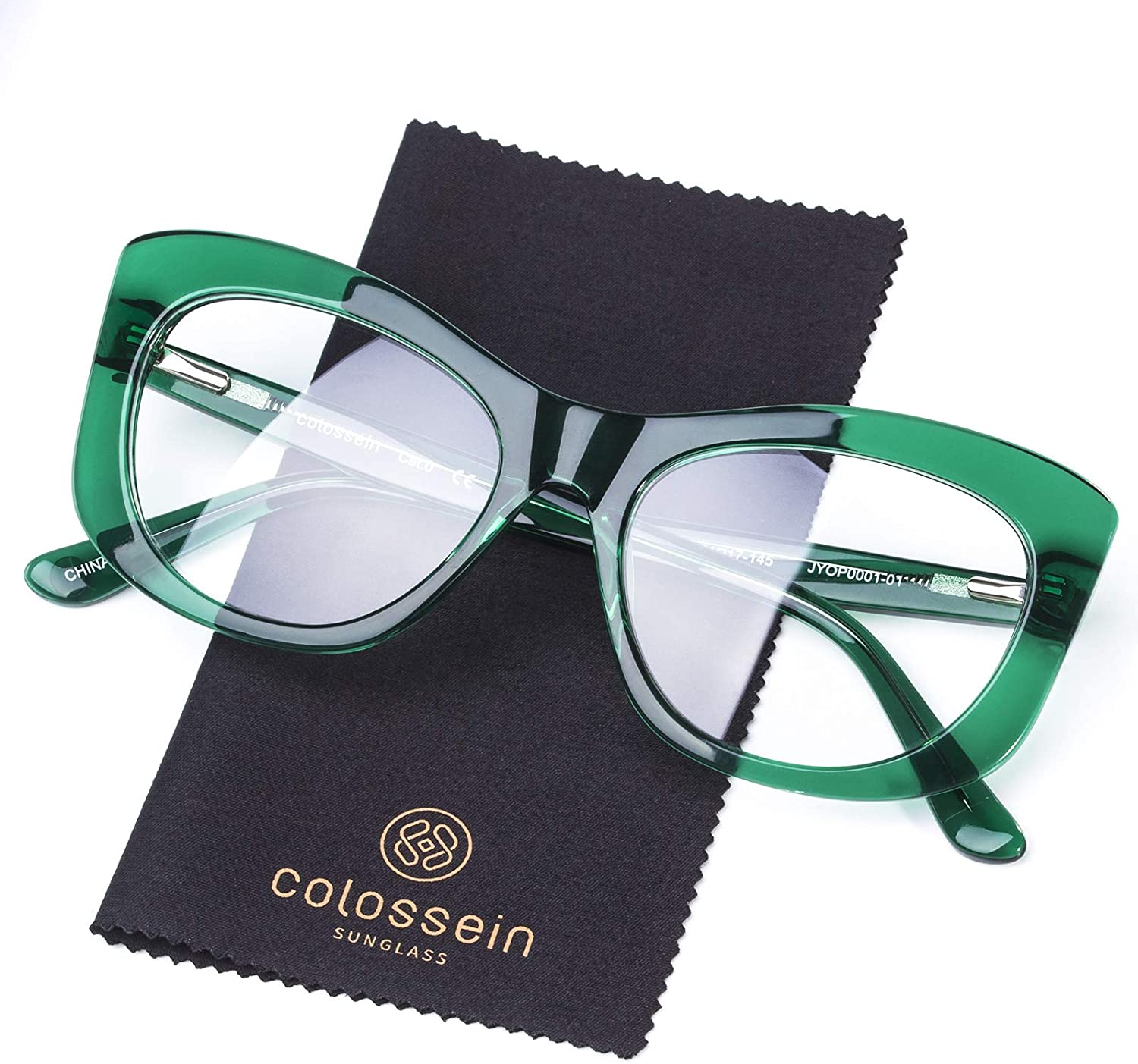 Colossein HandCrafted Optical Eyeglasses Spectacle Eyewear Frame