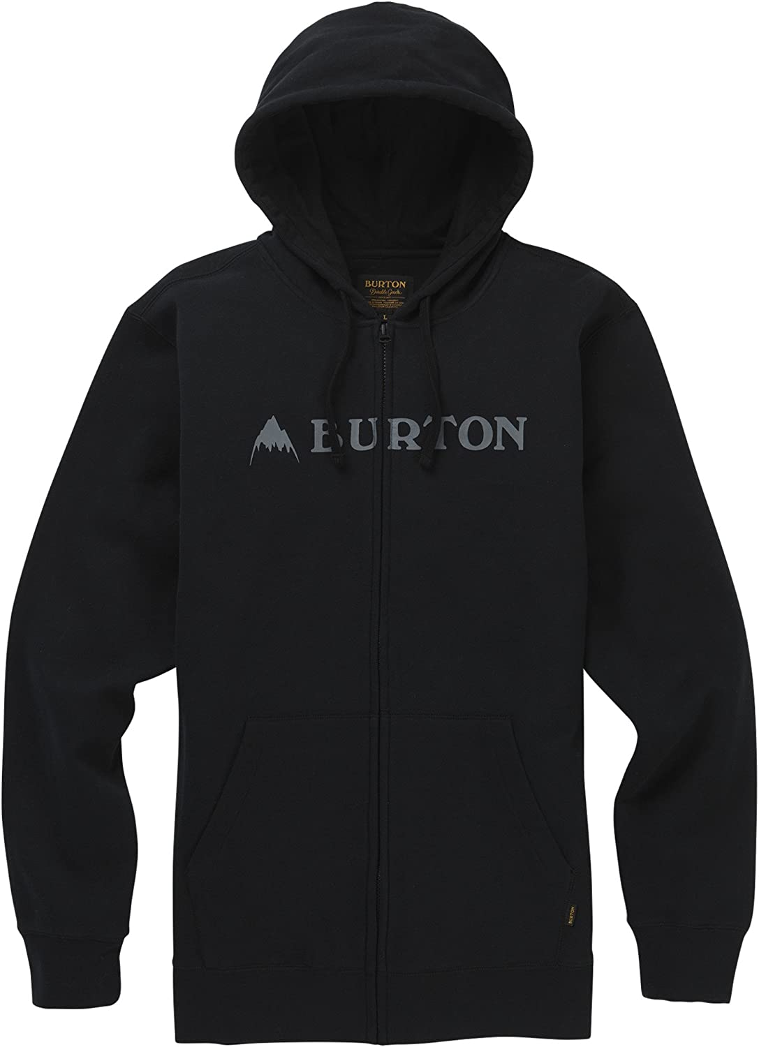 Burton Herren Horizontal Mountain Full-Zip Hoodie