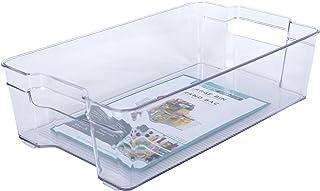 Evriholder KSL12-AMZ kylskåp stor låda, plast, genomskinlig
