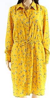 Lauren by Ralph Lauren Women's Floral Shirt Dress