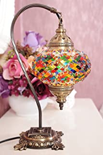 unusual table lamp shades