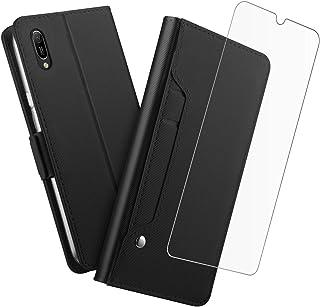 Efficient Housse Etui Coque Pochette Pu Cuir Fine Pour Microsoft Lumia 650 Cases, Covers & Skins Verre Trempe Cell Phones & Accessories