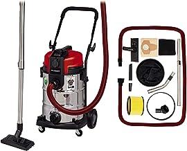 Einhell Odkurzacz do pracy na mokro i na sucho TE-VC 2230 SAC (1150 W, system czyszczenia filtra drobnego pyłu, nierdzewny...