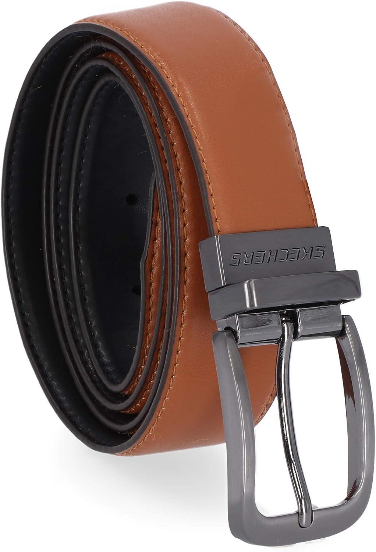 Skechers Men's Stretch Performance Reversible Belt