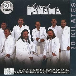 Tropical Panama (20 Kilates)