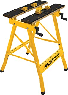Performance Tool W54025 Portable Multipurpose Workbench and Vise, 200 lb.
