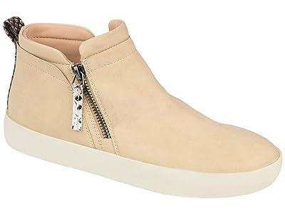 Journee Collection Comfort Foamtm Frankie Sneakers (Taupe) Women