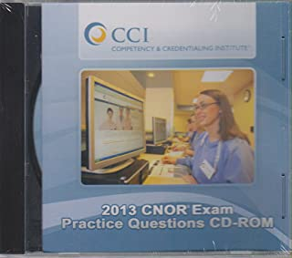 2013 Cnor Exam Practice Questions CD-ROM