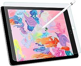 MoKo Protectora de Pantalla de Película para iPad 9.7 2018 / iPad Pro 9.7 2016, Ultra-Delgado y Ligero, Escribir y Dibujar con iPencil - Claro