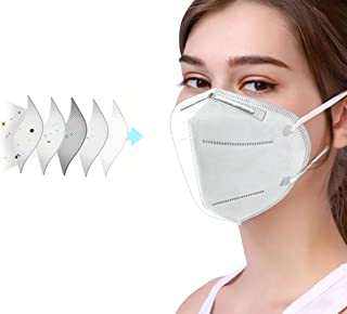 NEWMARK MengChen Effective Daily Shields For Mouth 99.6@3 microns Filtration Unwanted Air Particles Germs - SHIPS FROM USA