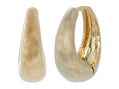 SHASHI Lady Hoop Earrings (Gold) Earring