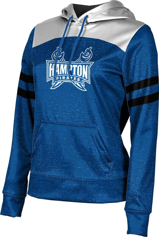 Hampton University Girls' Pullover Hoodie, School Spirit Sweatshirt (Gameday)