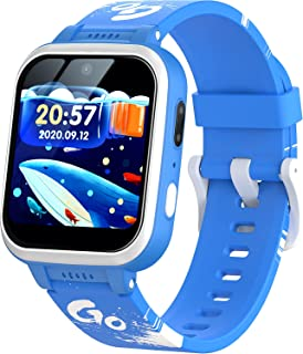 GeGuly Kids Smart Watch,Multifunction Rechargeable Touch...