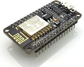 HiLetgo New Version ESP8266 NodeMCU LUA CP2102 ESP-12E Internet WiFi Development Board Open Source Serial Wireless Module Works Great with Arduino IDE/Micropython