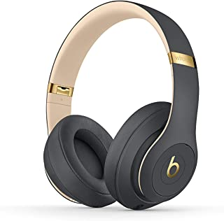 Beats by Dr. Dre Studio 3 Wireless Bluetooth Headphones (Shadow Gray/Skyline) - MQUF2LL/A