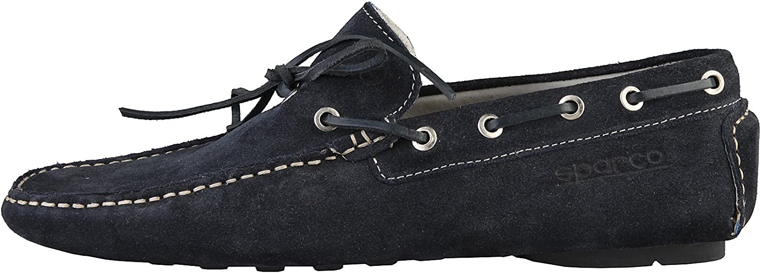 Sparco Men's Magny-Kours Camo Loafer Flats