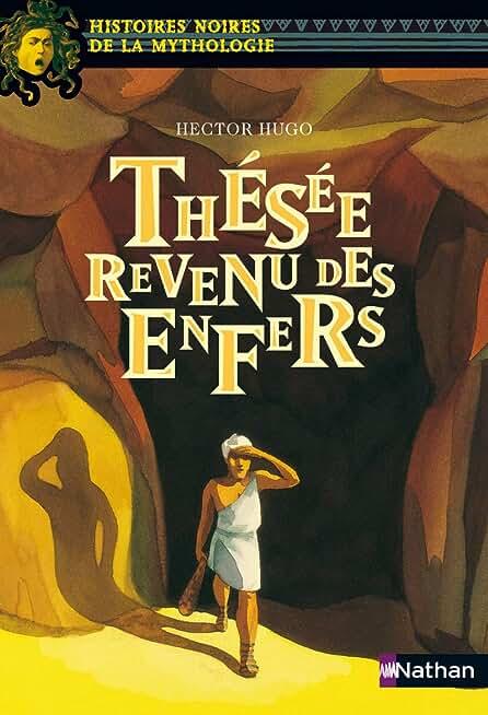 Thésée revenu des enfers - Histoires noires de la Mythologie - Dès 12 ans (19)