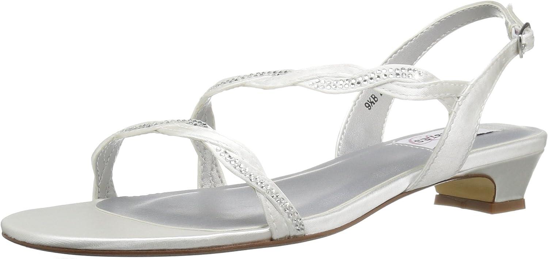 Dyeables, Inc Womens Womens Jasper Dress Sandal