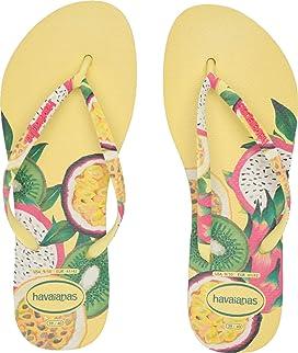 4d30a65c54d0 Havaianas Slim Tropical Straps Sandal at Zappos.com