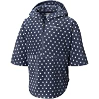 Columbia Girls Benton Springs Printed Half Zip Poncho Deals