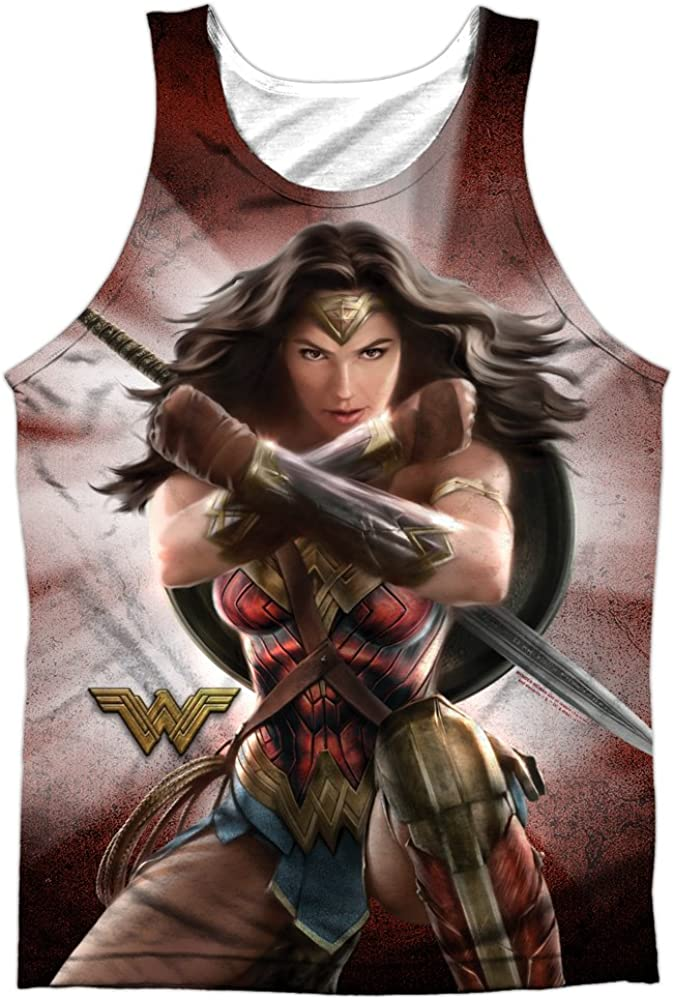 Trevco Wonder Bargain Woman Movie Protector Front Humanity Prin of Large-scale sale Back