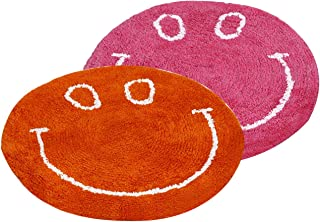 Best smiley face rug Reviews