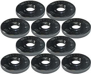 DeWalt Pack of Ten N134467 Hex Hole Flange 5/8