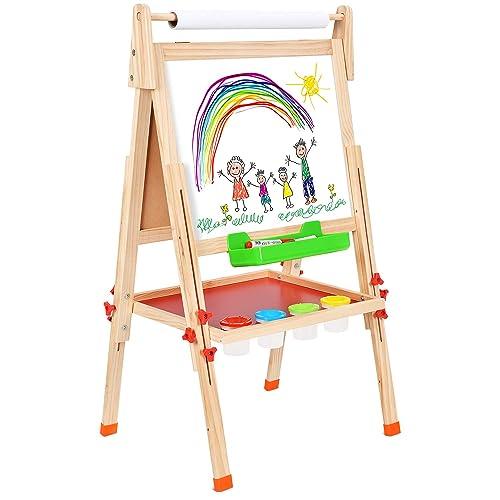 Children S Art Easel Amazon Co Uk