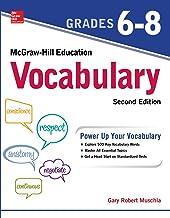 McGraw-Hill Education Vocabulary Grades 6-8, Second Edition PDF