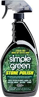 Simple Green Streak-Free Stone Polish