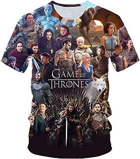 c7dc868e6 Long Search Master T-Shirt, Cute Dragon Searcher T-Shirt Unisex  Short-Sleeved Shirt ¡