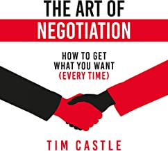 The Art of Negotiation: How to Get What You Want (Every Time)