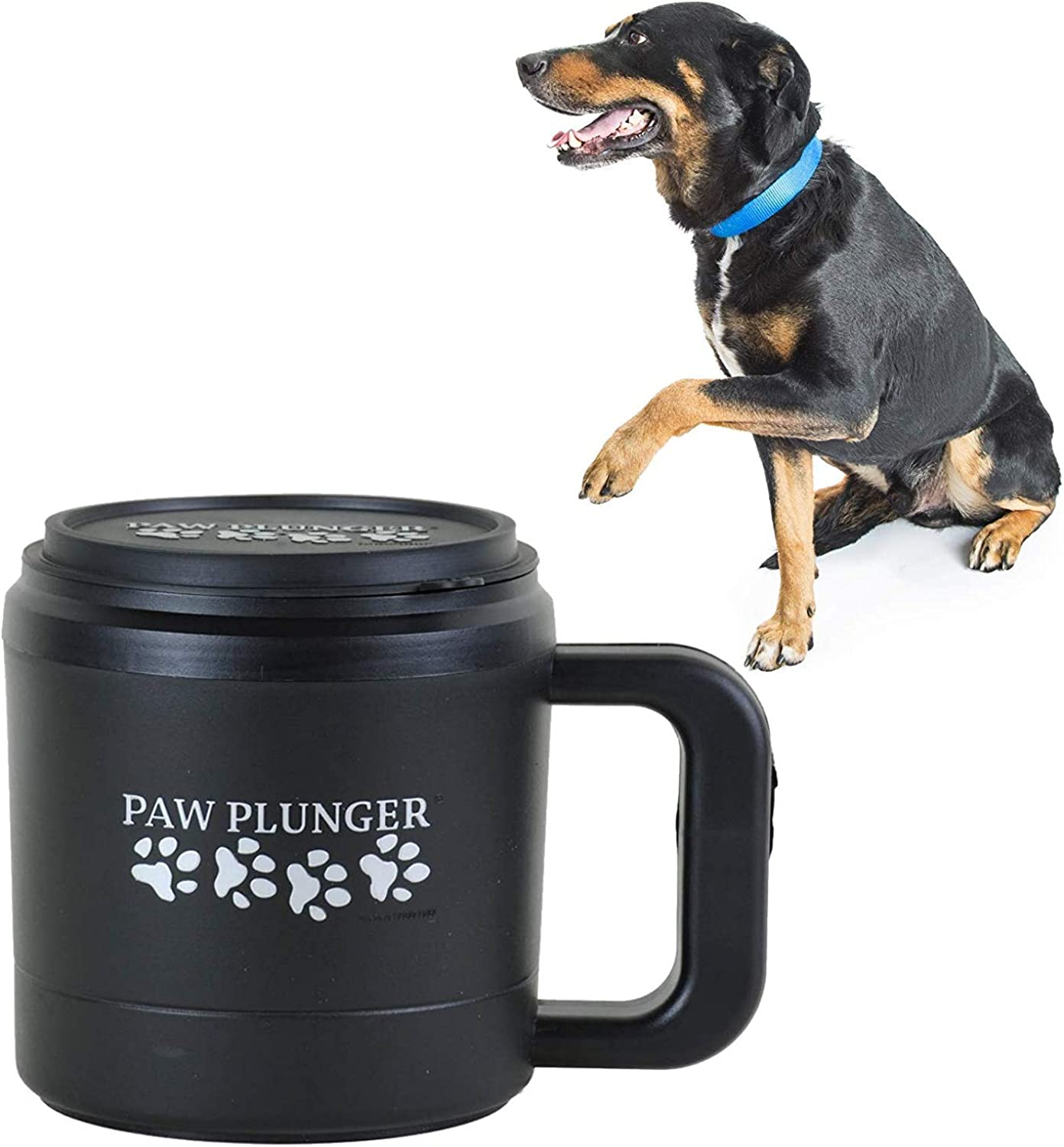 Paw Plunger for Dogs, MediumBlack