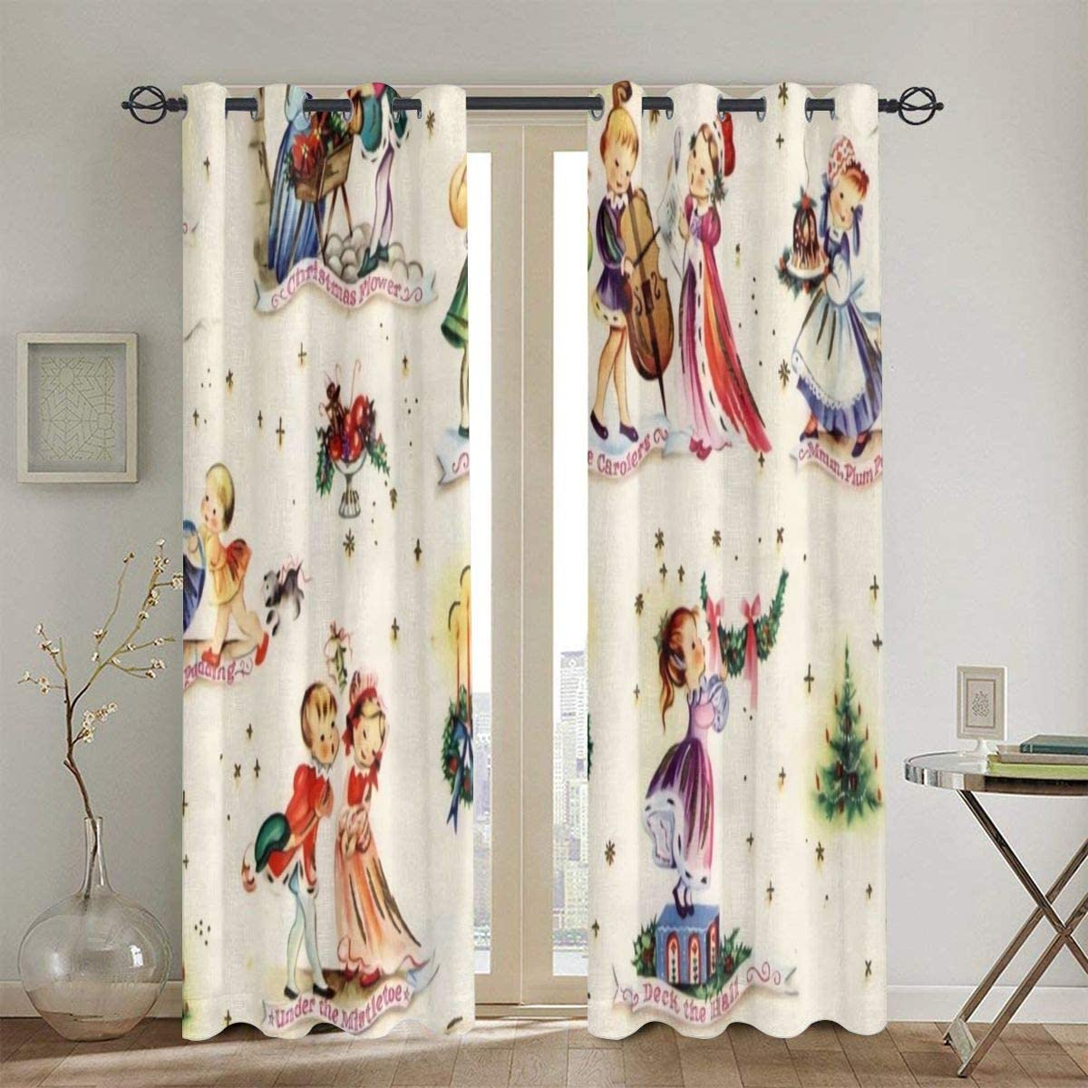 Tidyki Thermal Insulated Ranking TOP16 Grommet Blackout Very popular Curtains for W Bedroom