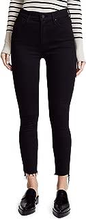 MOTHER Women's The Stunner Step Hem Ankle Jeans
