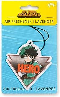 Just Funky My Hero Academia Collectibles | My Hero Academia Izuku Double-Sided Air Freshener