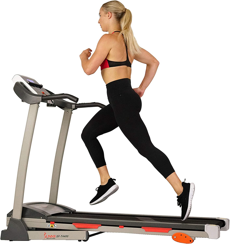 Best Cheap Treadmills - Sunny Health and Fitness Treadmill