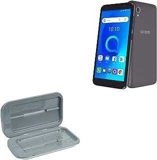 Alcatel 1 Smart Gadget, BoxWave [FreshStart câmara de descontaminação UV] elimina germes bactérias, vírus antimicrobiano p...