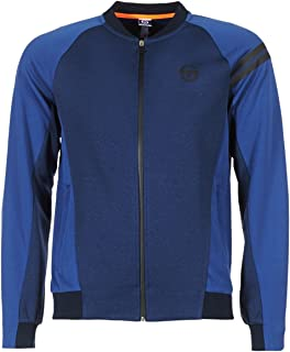 Sergio Tacchini Sports Lifestyle Zaim Tracktop for Men - Multi Color M
